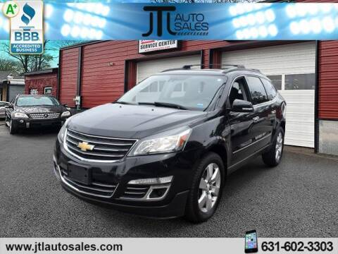 2015 Chevrolet Traverse for sale at JTL Auto Inc in Selden NY