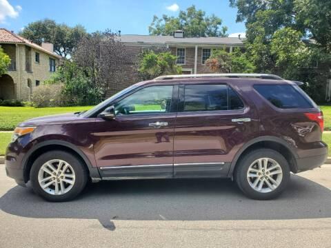 2011 Ford Explorer for sale at Progressive Auto Plex in San Antonio TX