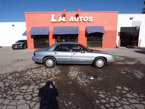 1997 Buick LeSabre for sale at L A AUTOS in Omaha NE