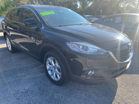2013 Mazda CX-9 for sale at The Car Connection Inc. in Palm Bay FL