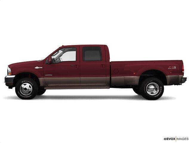 2004 Ford F-350 Super Duty for sale at Jamerson Auto Sales in Anderson IN