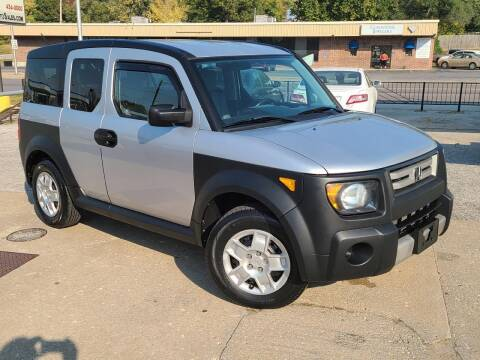 2007 Honda Element for sale at GLADSTONE AUTO SALES    GUARANTEED CREDIT APPROVAL in Gladstone MO