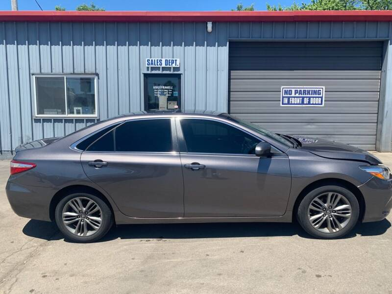 2017 Toyota Camry for sale in Milwaukee, WI