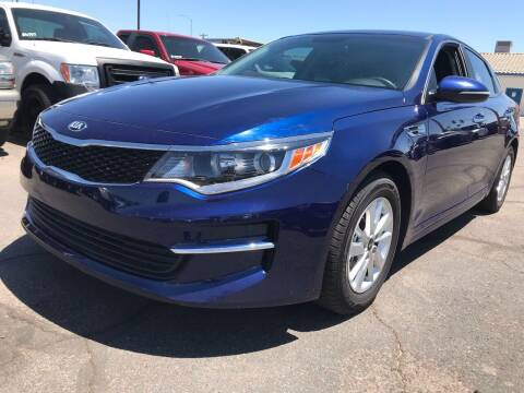2018 Kia Optima for sale at Town and Country Motors in Mesa AZ