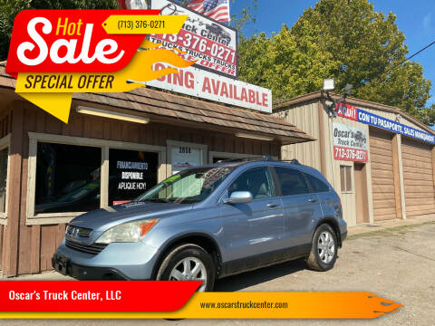 2008 Honda CR-V for sale at Oscar's Truck Center, LLC in Houston TX