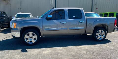 2012 GMC Sierra 1500 for sale at Bobby Lafleur Auto Sales in Lake Charles LA