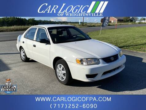 2001 Toyota Corolla for sale at Car Logic in Wrightsville PA