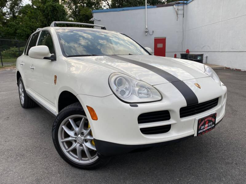 2004 Porsche Cayenne for sale at JerseyMotorsInc.com in Teterboro NJ