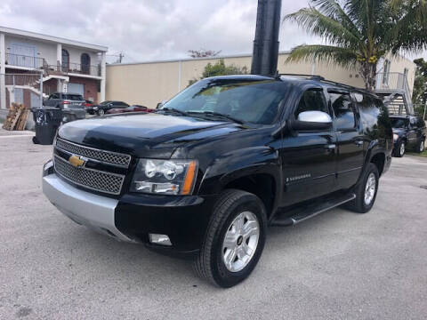 2008 Chevrolet Suburban for sale at Florida Cool Cars in Fort Lauderdale FL