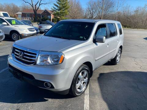 2012 Honda Pilot for sale at Auto Choice in Belton MO