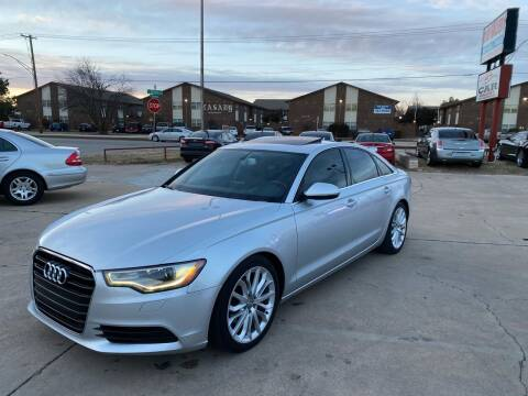 2012 Audi A6 for sale at Car Gallery in Oklahoma City OK