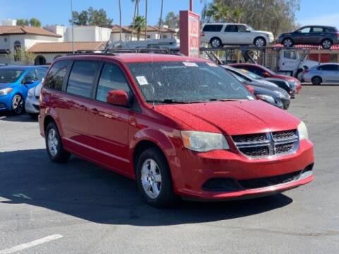 2013 Dodge Grand Caravan for sale at Brown & Brown Wholesale in Mesa AZ