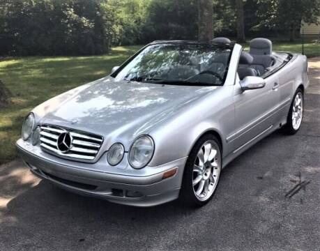 2003 Mercedes-Benz CLK for sale at The Car Store in Milford MA