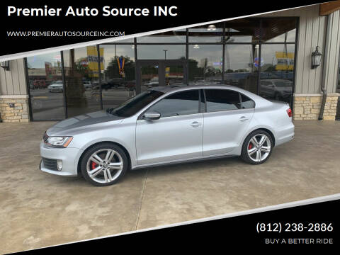 2015 Volkswagen Jetta for sale at Premier Auto Source INC in Terre Haute IN