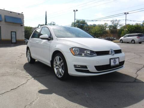 2015 Volkswagen Golf for sale at Platinum Auto Sales in Provo UT