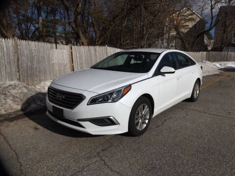 2016 Hyundai Sonata for sale at Wayland Automotive in Wayland MA