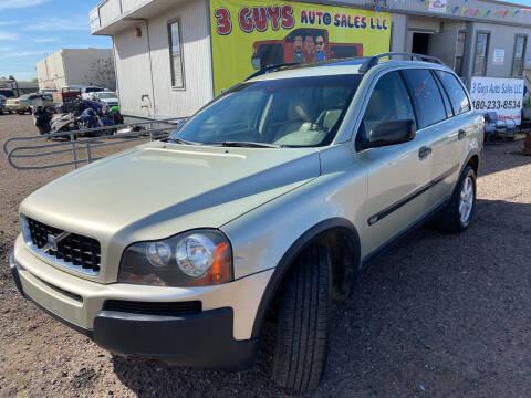 2006 Volvo XC90 for sale at 3 Guys Auto Sales LLC in Phoenix AZ