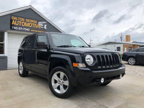 2011 Jeep Patriot for sale at Dalton George Automotive in Marietta OH