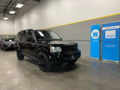 2011 Land Rover LR4 for sale at Loudoun Motors in Sterling VA