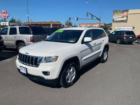 2012 Jeep Grand Cherokee for sale at Aberdeen Auto Sales in Aberdeen WA
