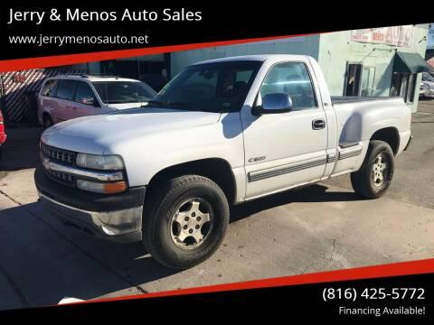 1999 Chevrolet Silverado 1500 for sale at Jerry & Menos Auto Sales in Belton MO