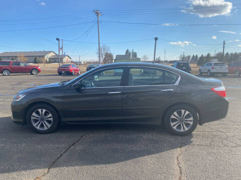 2013 Honda Accord for sale at Diede's Used Cars in Canistota SD