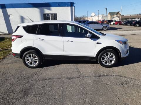 2017 Ford Escape for sale at Albia Motor Co in Albia IA