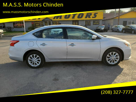 2017 Nissan Sentra for sale at M.A.S.S. Motors Chinden in Garden City ID