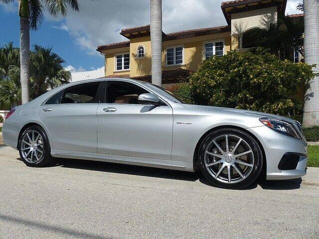 2015 Mercedes-Benz S-Class for sale at Lifetime Automotive Group in Pompano Beach FL