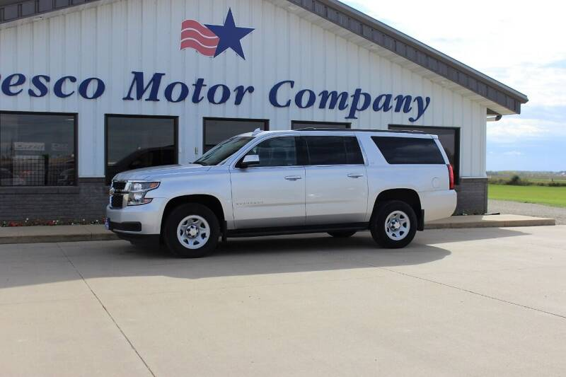 2016 Chevrolet Suburban for sale at Cresco Motor Company in Cresco IA