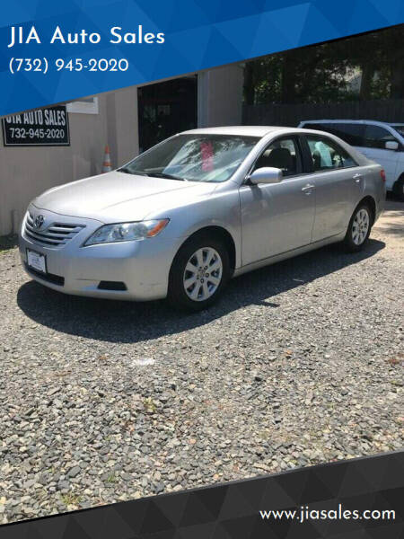 2009 Toyota Camry for sale at JIA Auto Sales in Port Monmouth NJ