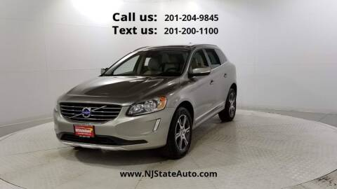 2015 Volvo XC60 for sale at NJ State Auto Used Cars in Jersey City NJ