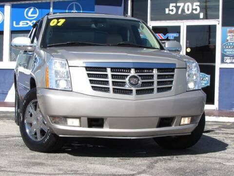 2007 Cadillac Escalade EXT for sale at VIP AUTO ENTERPRISE INC. in Orlando FL