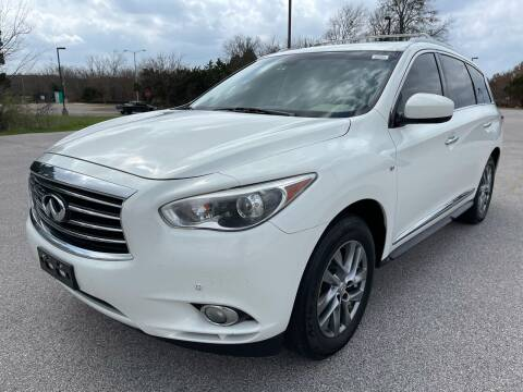 2014 Infiniti QX60 for sale at Central Motor Company in Austin TX