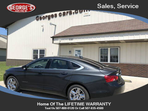 2014 Chevrolet Impala for sale at GEORGE'S CARS.COM INC in Waseca MN