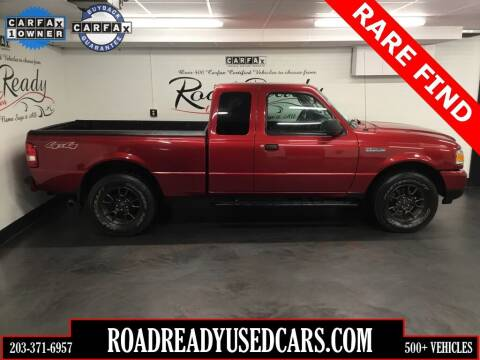 2009 Ford Ranger for sale at Road Ready Used Cars in Ansonia CT