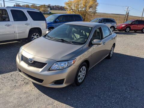 2009 Toyota Corolla for sale at Cub Hill Motor Co in Stewartstown PA