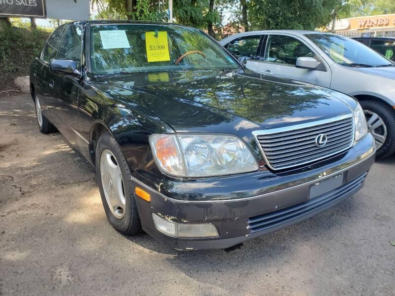 1999 Lexus LS 400 for sale in Plainfield, NJ