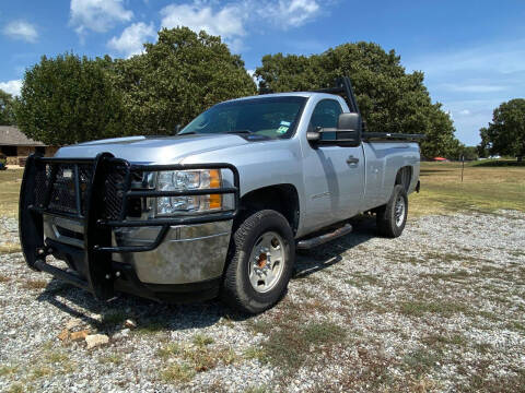 2013 Chevrolet Silverado 2500HD for sale at TINKER MOTOR COMPANY in Indianola OK