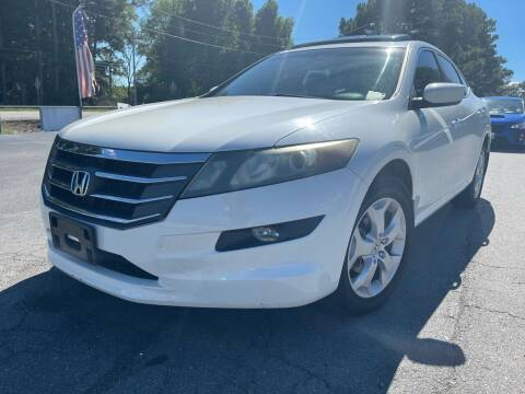 2010 Honda Accord Crosstour for sale at Airbase Auto Sales in Cabot AR