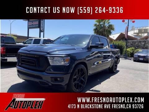 2019 RAM Ram Pickup 1500 for sale at Fresno Autoplex in Fresno CA