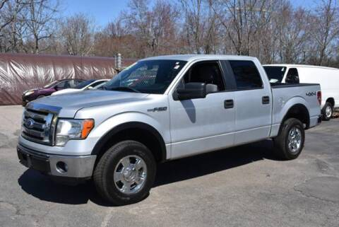 2011 Ford F-150 for sale at Absolute Auto Sales, Inc in Brockton MA