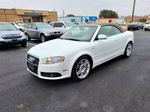 2009 Audi A4 for sale at Image Auto Sales in Dallas TX