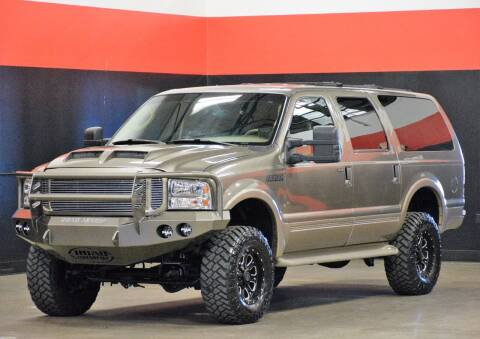 2003 Ford Excursion for sale at Style Motors LLC in Hillsboro OR