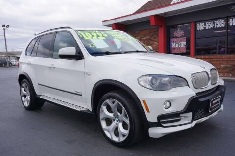 2010 BMW X5 for sale at Premium Motors in Louisville KY