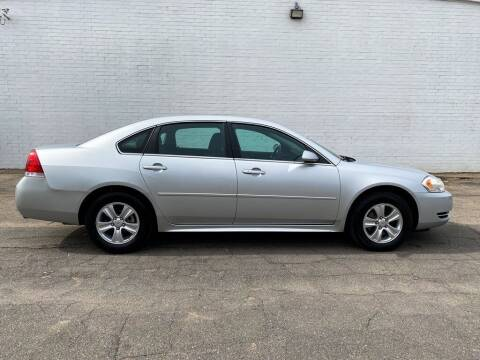 2013 Chevrolet Impala for sale at Smart Chevrolet in Madison NC