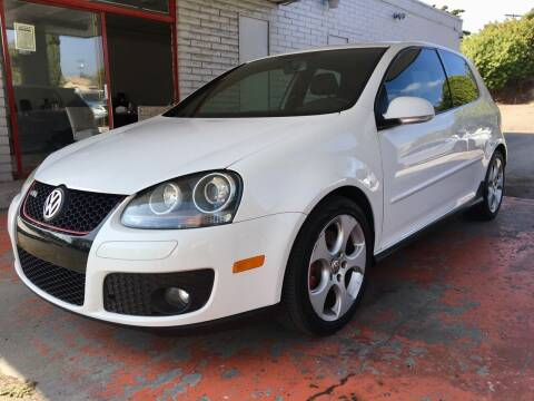 2008 Volkswagen GTI for sale at MotorSport Auto Sales in San Diego CA