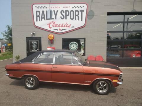 1969 Opel Kadett Rallye