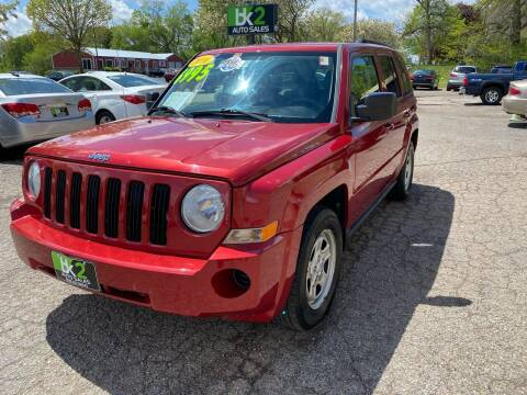 2010 Jeep Patriot for sale at BK2 Auto Sales in Beloit WI