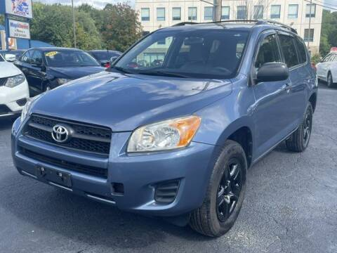 2011 Toyota RAV4 for sale at All Star Auto  Cycle in Marlborough MA